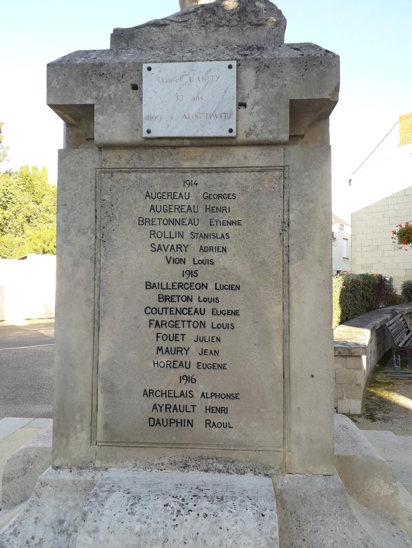 [ Histoires et histoire ] Monuments aux morts originaux Français Tome 2 - Page 9 02212