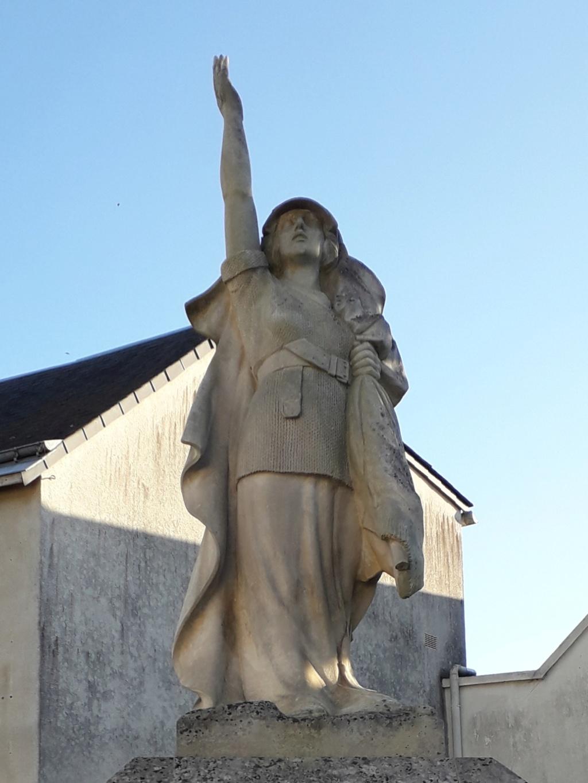 [ Histoires et histoire ] Monuments aux morts originaux Français Tome 2 - Page 9 029_310