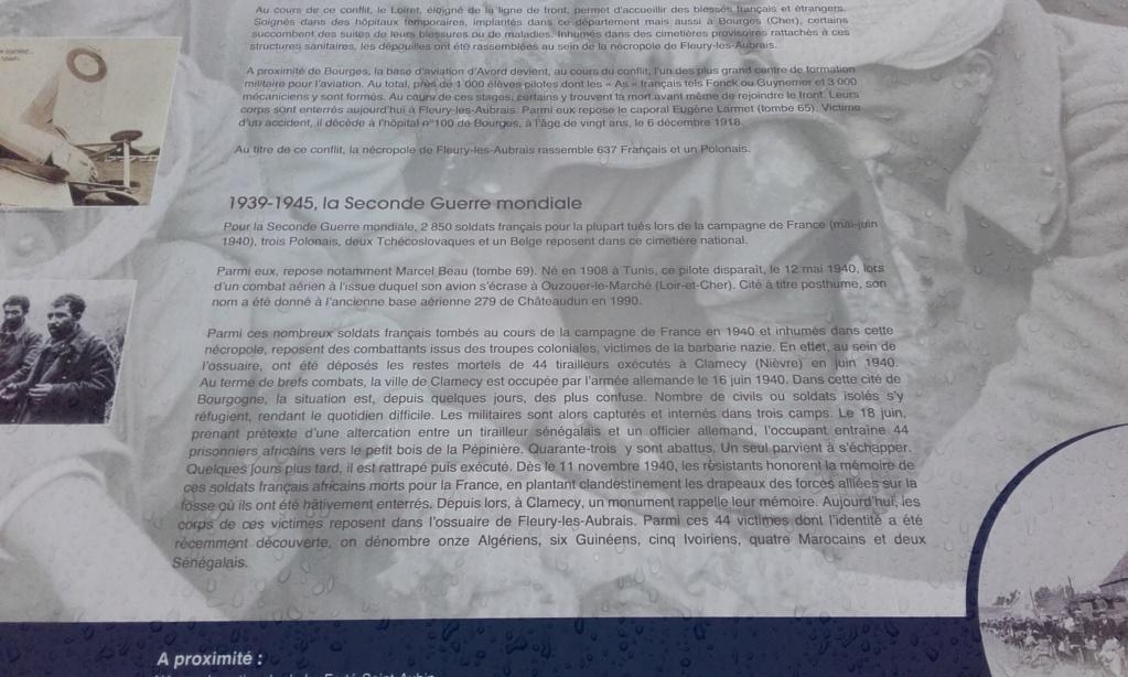 [ Histoires et histoire ] LES CIMETIÈRES MILITAIRES FRANCAIS - Page 2 07010