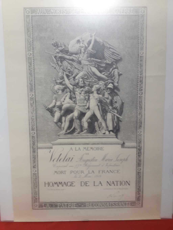[HISTOIRES ET HISTOIRE] [SUJET UNIQUE] LE CENTENAIRE DE LA GRANDE GUERRE - Page 19 10712