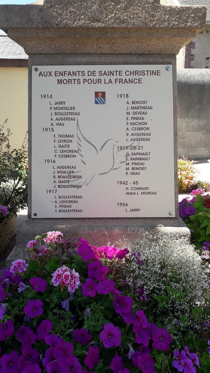 [ Histoires et histoire ] Monuments aux morts originaux Français Tome 2 - Page 16 142_co10