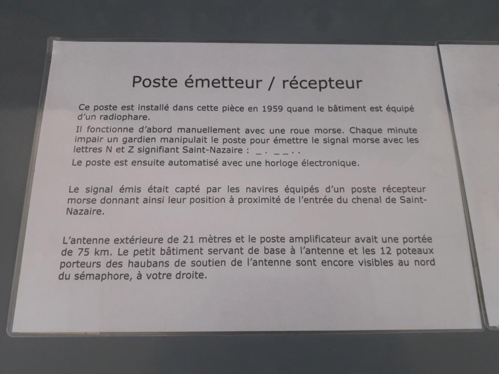 [ Les sémaphores - divers ] Sémaphore de la Pointe Saint Gildas (44) 14910