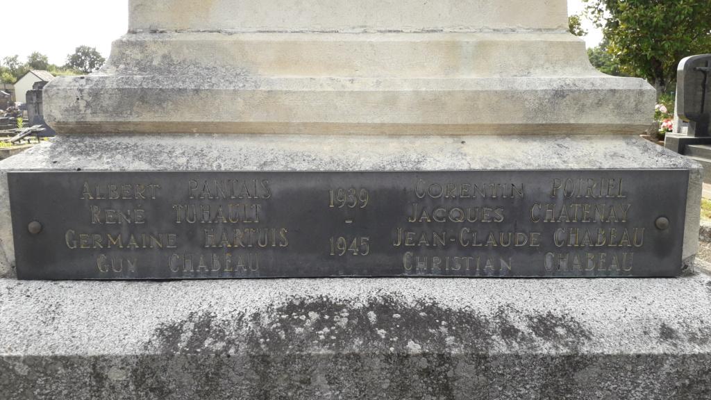 [ Histoires et histoire ] Monuments aux morts originaux Français Tome 2 - Page 17 16913