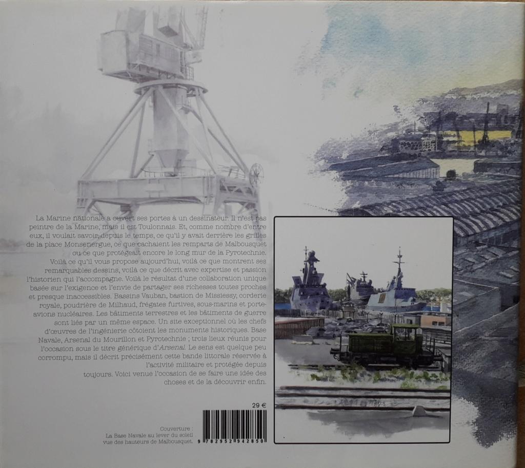 [LES PORTS MILITAIRES DE MÉTROPOLE] De la création de l'arsenal de Toulon à aujourd'hui la base navale 20190411
