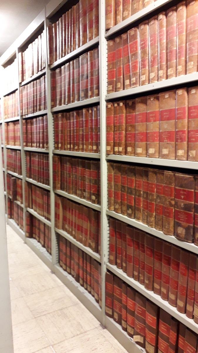 [ Les ports militaires de métropole ] Bibliothèque du service historique de la Défense de Toulon 20200176