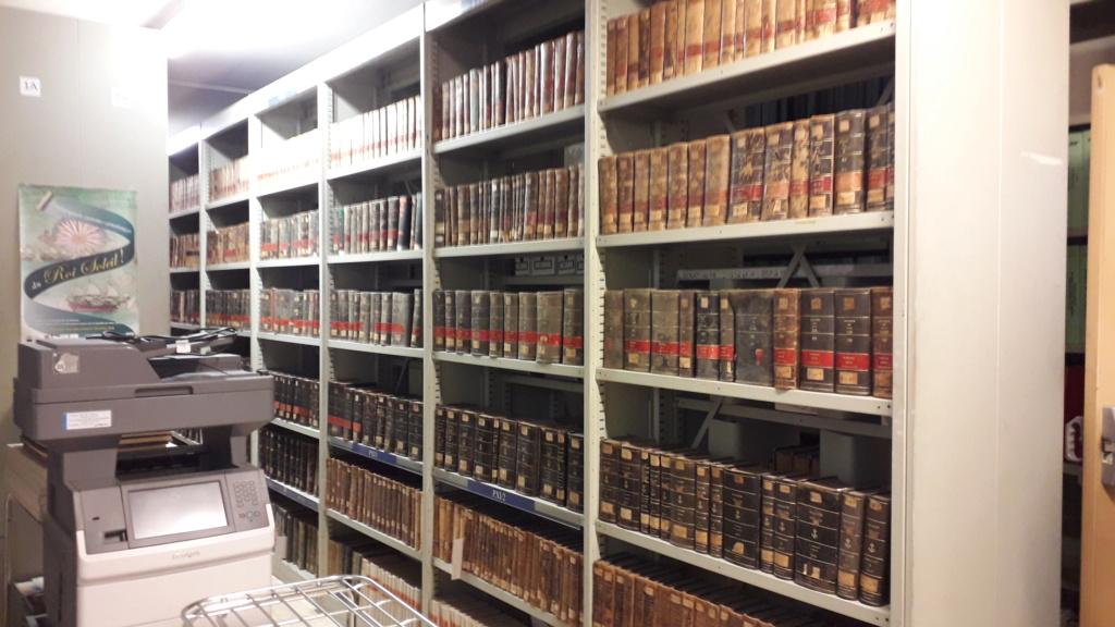 [ Les ports militaires de métropole ] Bibliothèque du service historique de la Défense de Toulon 20200177