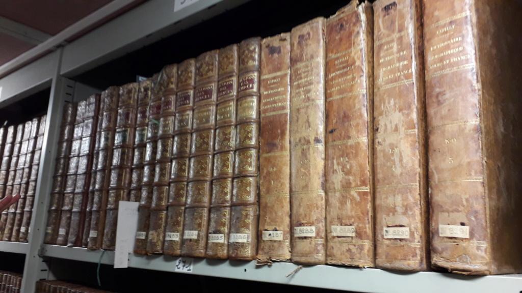 [ Les ports militaires de métropole ] Bibliothèque du service historique de la Défense de Toulon 20200180