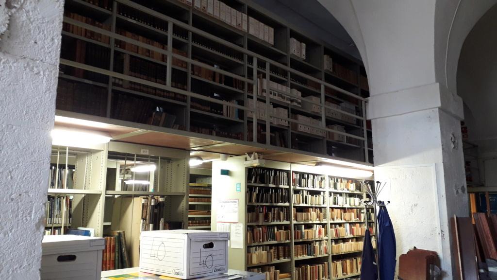 [ Les ports militaires de métropole ] Bibliothèque du service historique de la Défense de Toulon 20200189