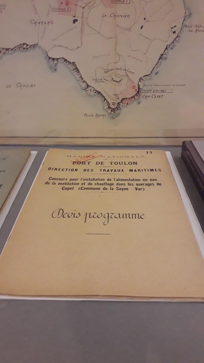 [ Les ports militaires de métropole ] Bibliothèque du service historique de la Défense de Toulon 20200206