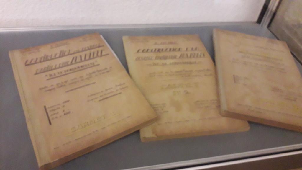 [ Les ports militaires de métropole ] Bibliothèque du service historique de la Défense de Toulon 20200207
