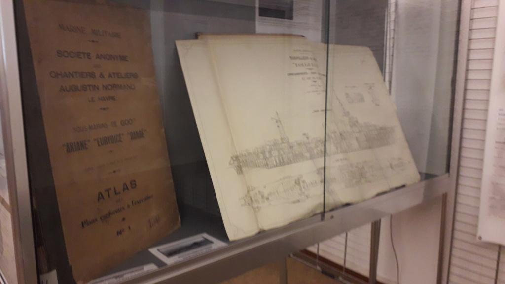 [ Les ports militaires de métropole ] Bibliothèque du service historique de la Défense de Toulon 20200217