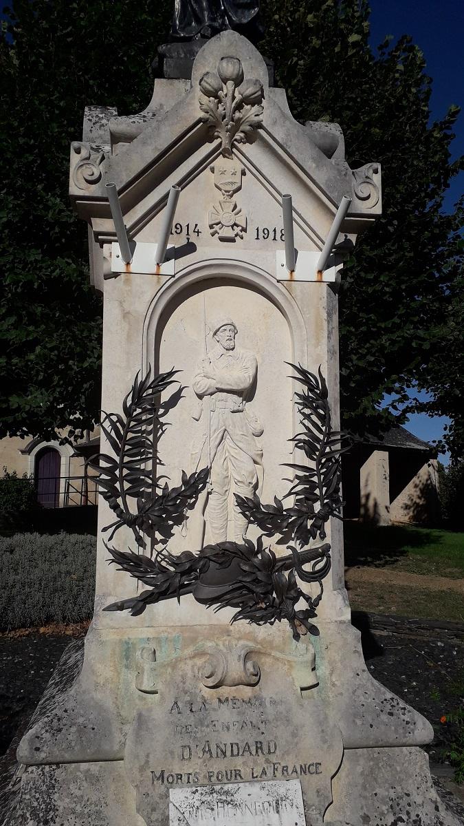 [ Histoires et histoire ] Monuments aux morts originaux Français Tome 2 - Page 18 20200910