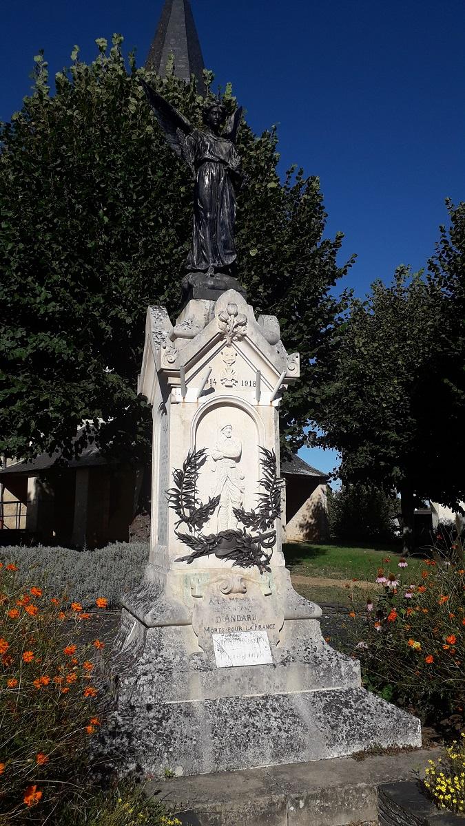 [ Histoires et histoire ] Monuments aux morts originaux Français Tome 2 - Page 18 20200911
