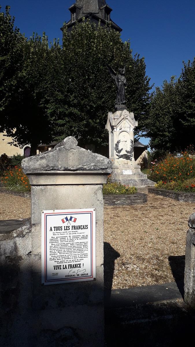[ Histoires et histoire ] Monuments aux morts originaux Français Tome 2 - Page 18 20200912