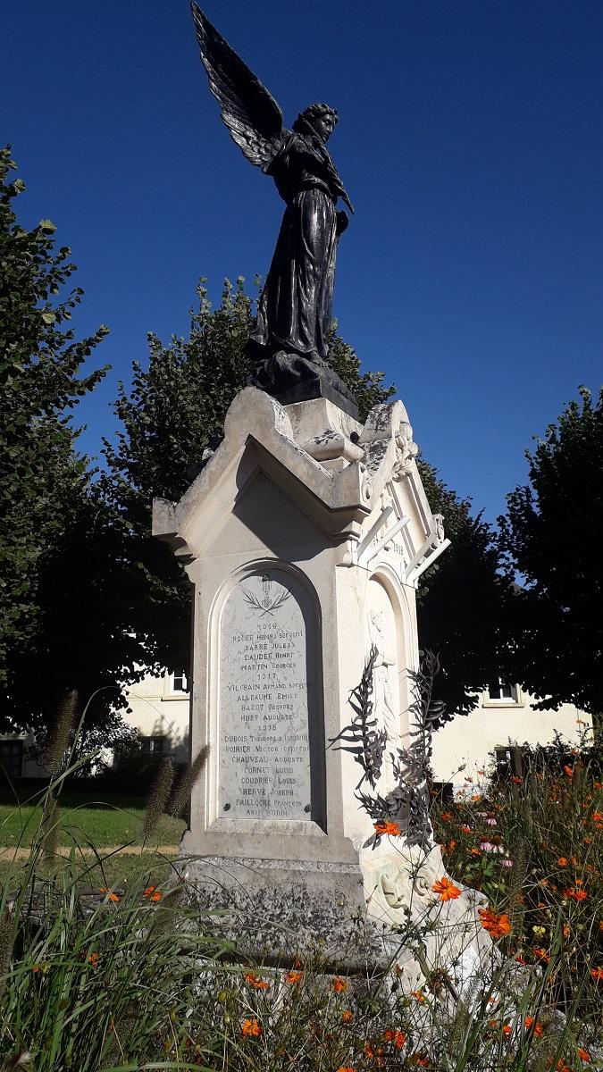[ Histoires et histoire ] Monuments aux morts originaux Français Tome 2 - Page 18 20200913