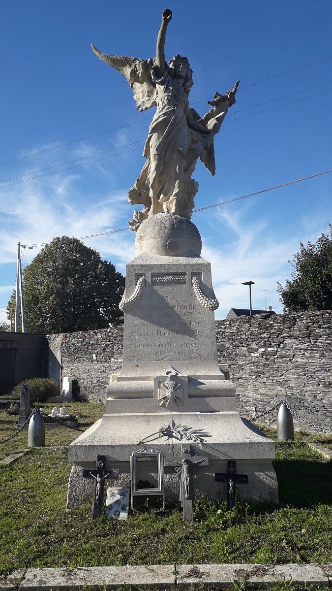 [ Histoires et histoire ] Monuments aux morts originaux Français Tome 2 - Page 18 20200919