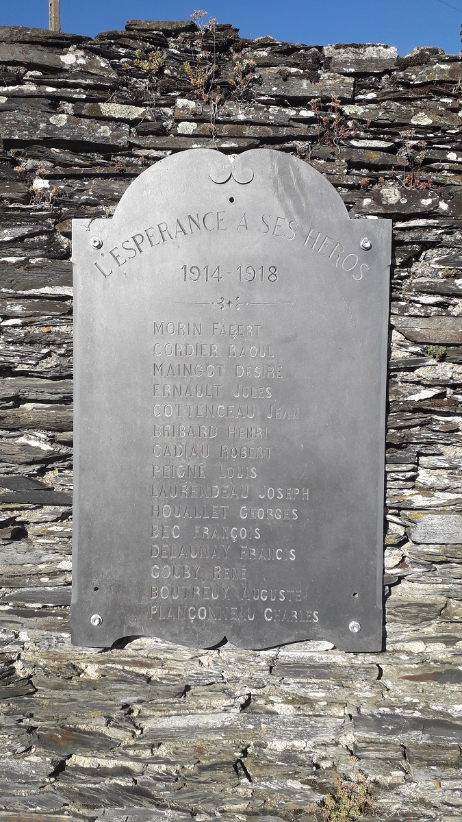 [ Histoires et histoire ] Monuments aux morts originaux Français Tome 2 - Page 18 20200922