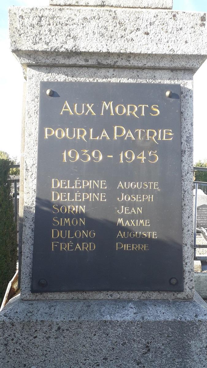 [ Histoires et histoire ] Monuments aux morts originaux Français Tome 2 - Page 18 20200923