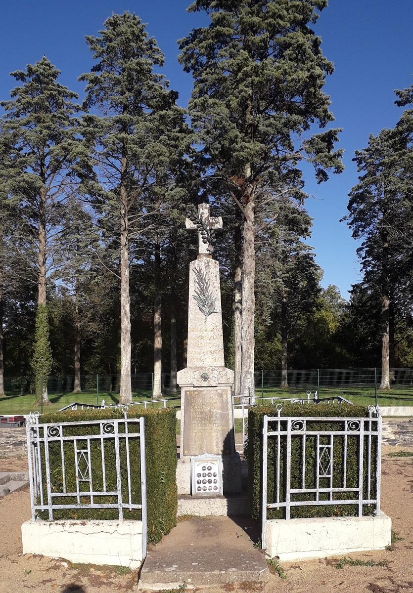 [ Histoires et histoire ] Monuments aux morts originaux Français Tome 2 - Page 18 20200925