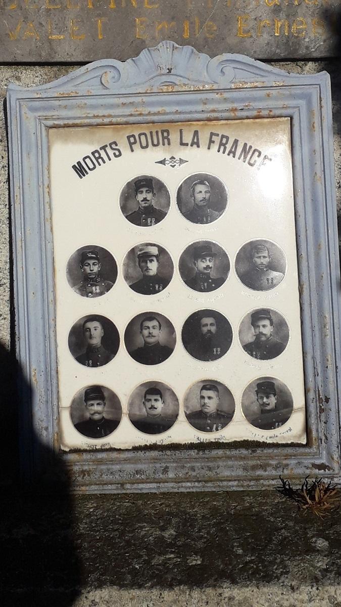 [ Histoires et histoire ] Monuments aux morts originaux Français Tome 2 - Page 18 20200926
