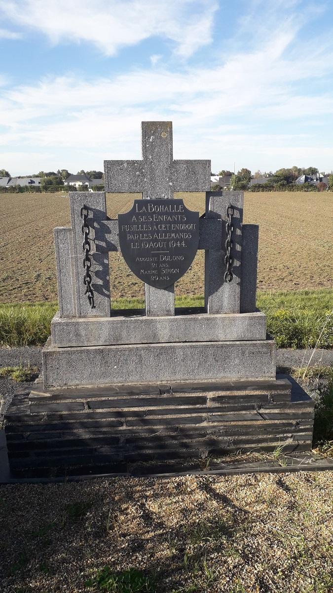 [ Histoires et histoire ] Monuments aux morts originaux Français Tome 2 - Page 18 20200927