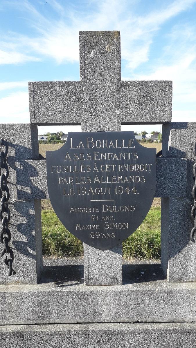 [ Histoires et histoire ] Monuments aux morts originaux Français Tome 2 - Page 18 20200928