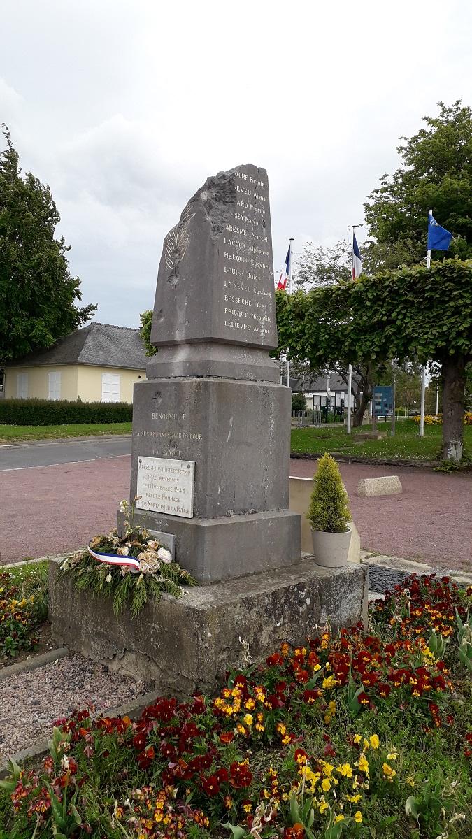 [ Histoires et histoire ] Monuments aux morts originaux Français Tome 2 - Page 20 20210512