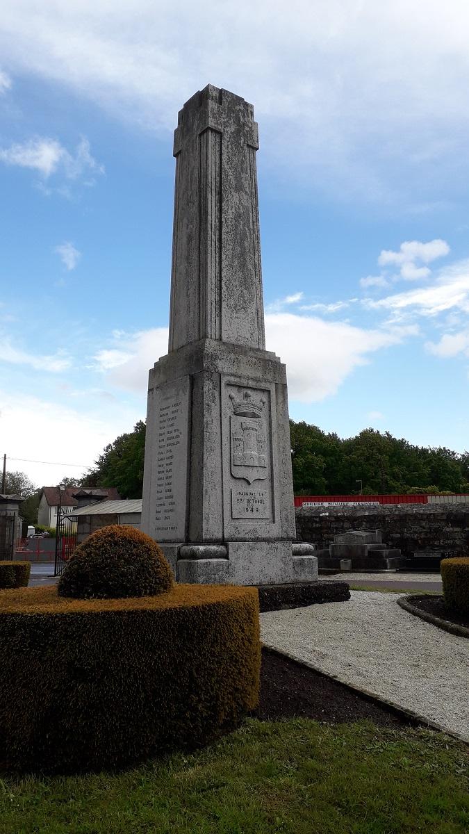 [ Histoires et histoire ] Monuments aux morts originaux Français Tome 2 - Page 21 20210519