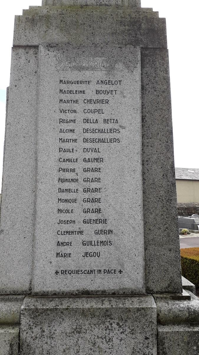 [ Histoires et histoire ] Monuments aux morts originaux Français Tome 2 - Page 21 20210520