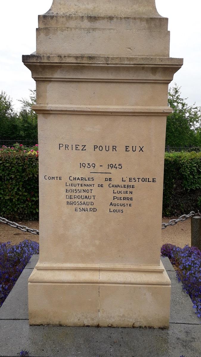 [ Histoires et histoire ] Monuments aux morts originaux Français Tome 2 - Page 21 20210613