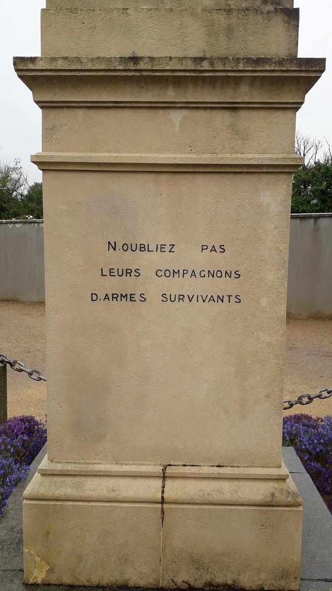 [ Histoires et histoire ] Monuments aux morts originaux Français Tome 2 - Page 21 20210614