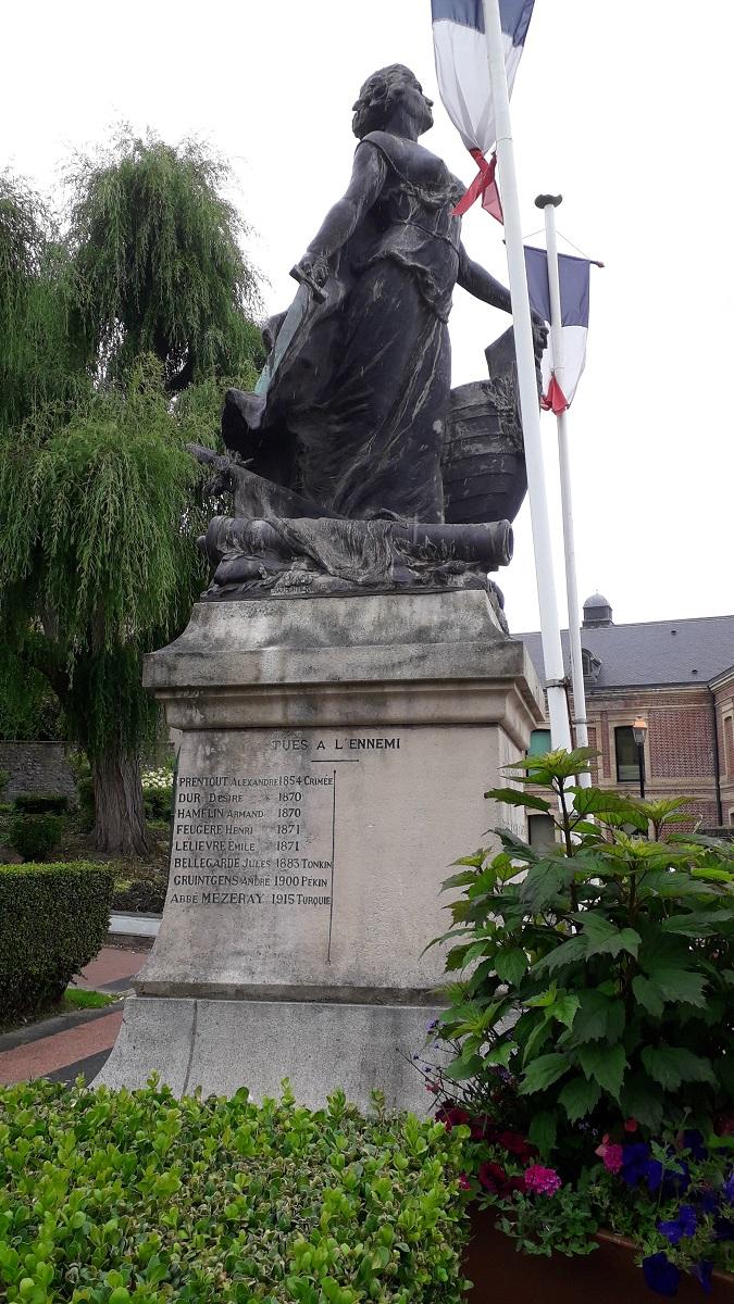 [ Histoires et histoire ] Monuments aux morts originaux Français Tome 2 - Page 21 20210712