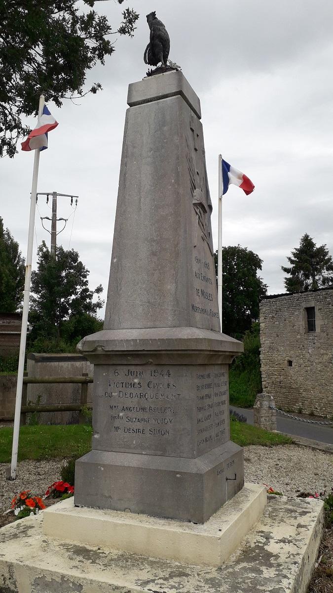 [ Histoires et histoire ] Monuments aux morts originaux Français Tome 2 - Page 21 20210718