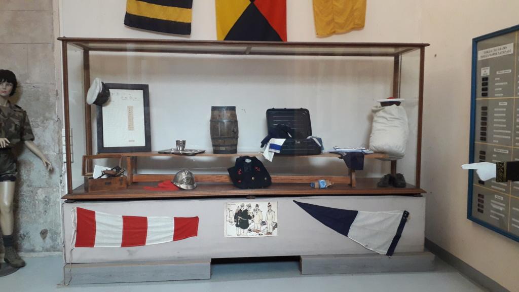 [ Les musées en rapport avec la Marine ] Conservatoire des tenues à Toulon - Page 8 20210914