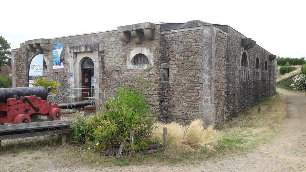 [ Les musées en rapport avec la Marine ] Musée de la Marine à Saint-Brevin-les-Pins (44) 26213