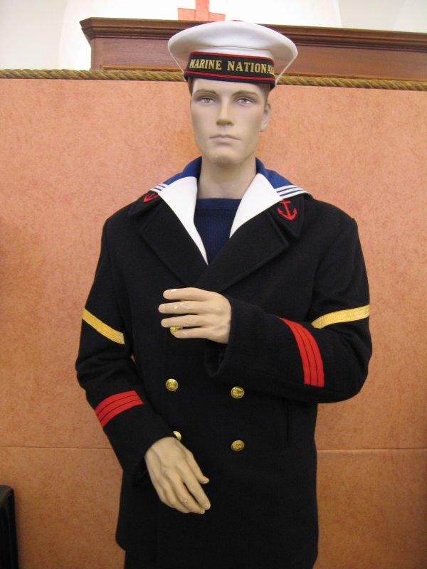 [ Les musées en rapport avec la Marine ] Conservatoire des tenues à Toulon - Page 3 29310510