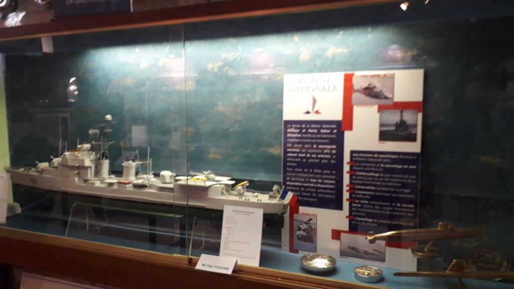 [ Les musées en rapport avec la Marine ] Musée de la Marine à Saint-Brevin-les-Pins (44) 30710