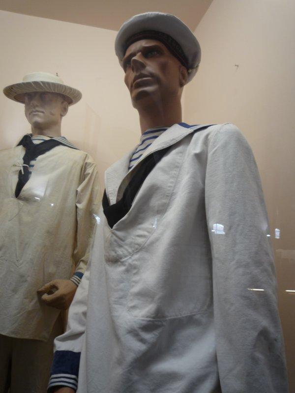 [ Les musées en rapport avec la Marine ] Conservatoire des tenues à Toulon - Page 3 30743613