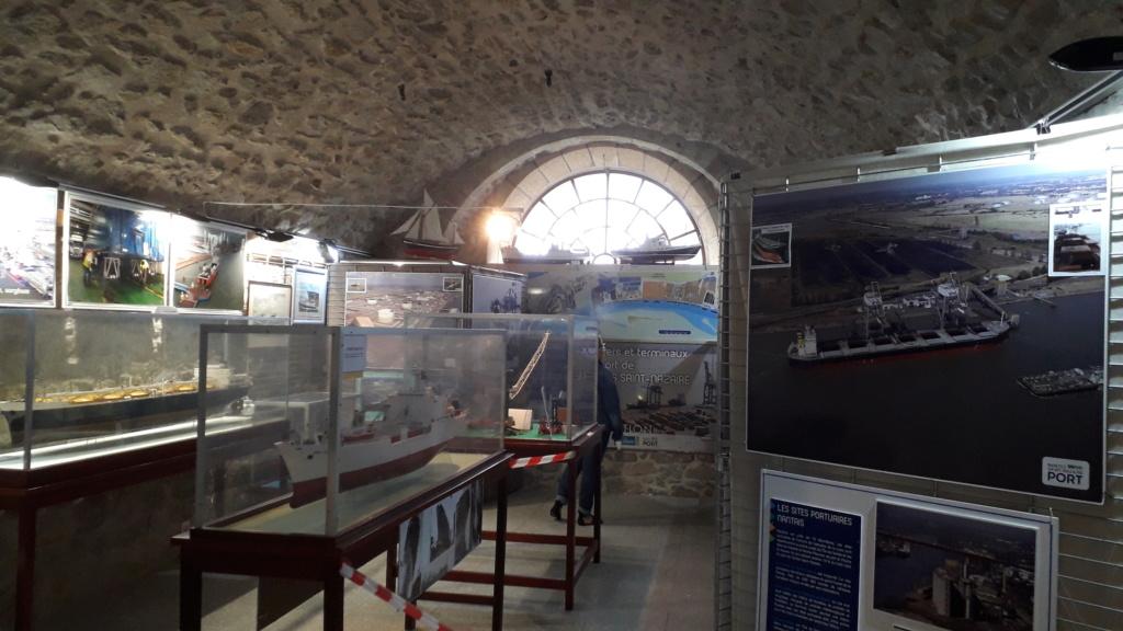 [ Les musées en rapport avec la Marine ] Musée de la Marine à Saint-Brevin-les-Pins (44) 32212