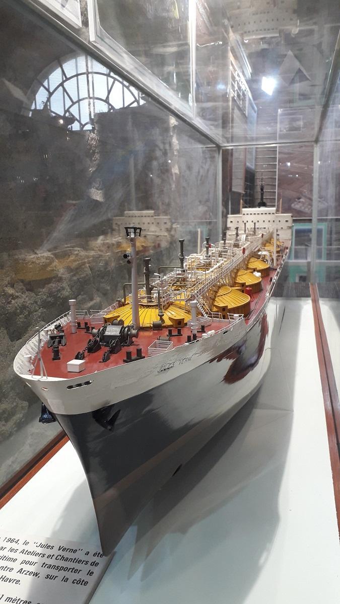 [ Les musées en rapport avec la Marine ] Musée de la Marine à Saint-Brevin-les-Pins (44) 324_co10