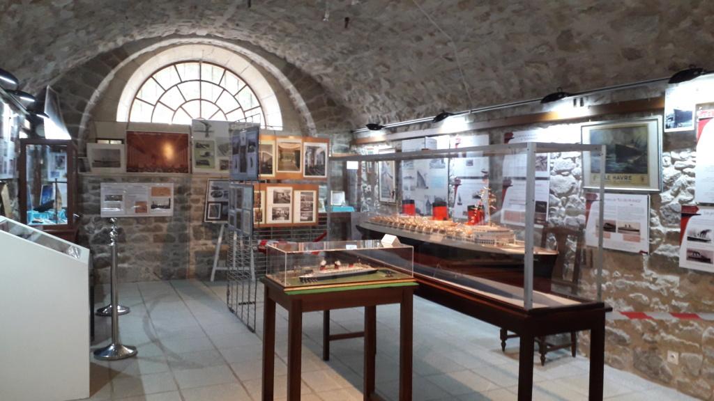[ Les musées en rapport avec la Marine ] Musée de la Marine à Saint-Brevin-les-Pins (44) 32911
