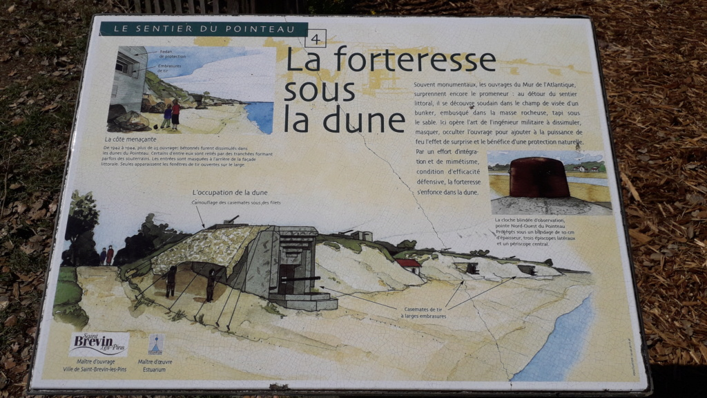 [ Histoires et histoire ] Fortifications et ouvrages du mur de l'Atlantique - Page 12 49110