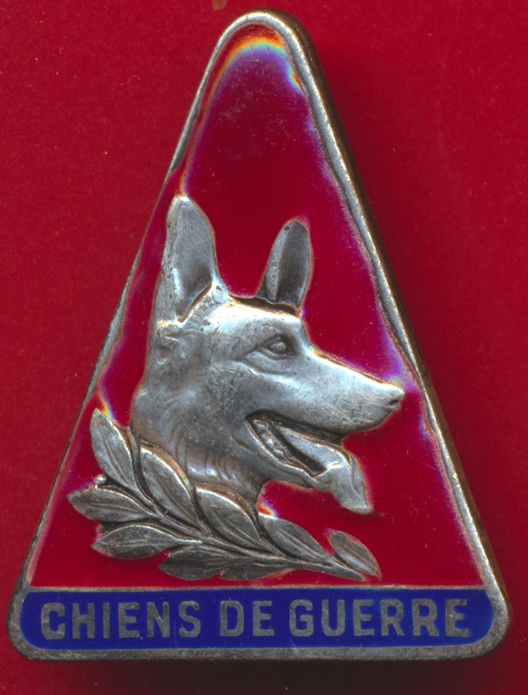 [ FUSILIERS MARINS ] Et les maitres de chiens. Insign11