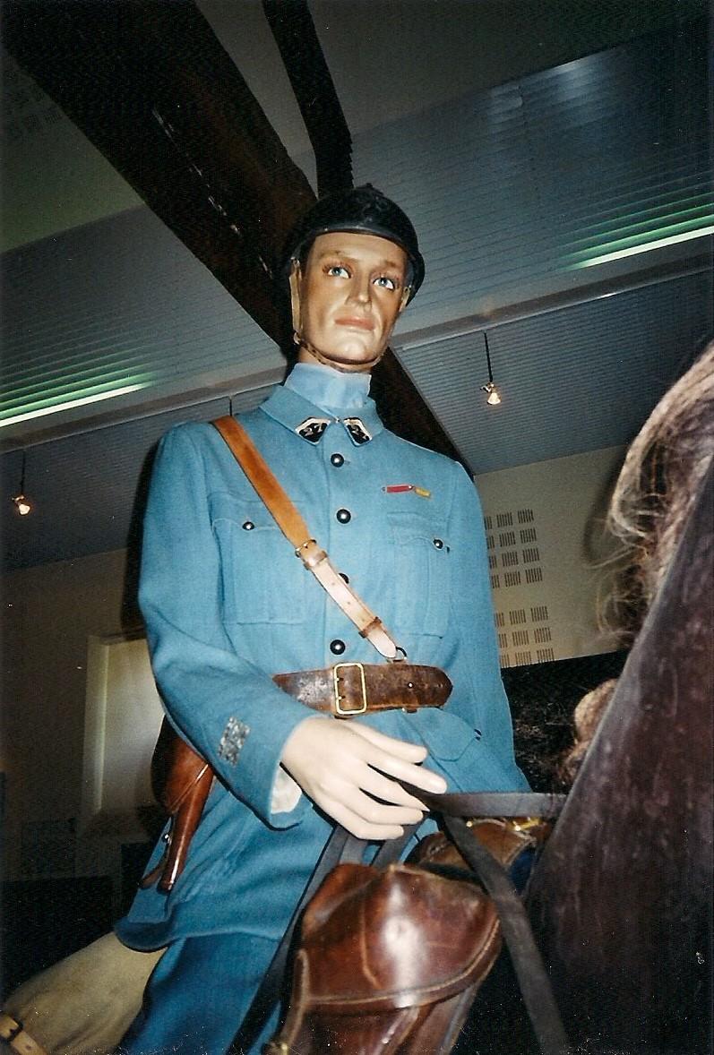 [ Histoires et histoire ] Musée de la cavalerie à Saumur Numyri21