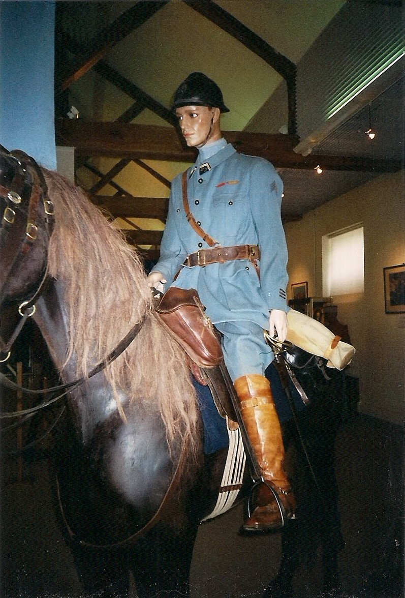 [ Histoires et histoire ] Musée de la cavalerie à Saumur Numyri22