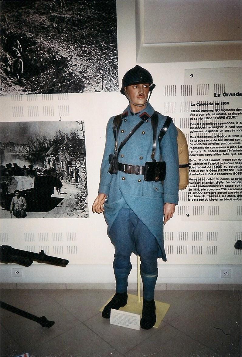 [ Histoires et histoire ] Musée de la cavalerie à Saumur Numyri23