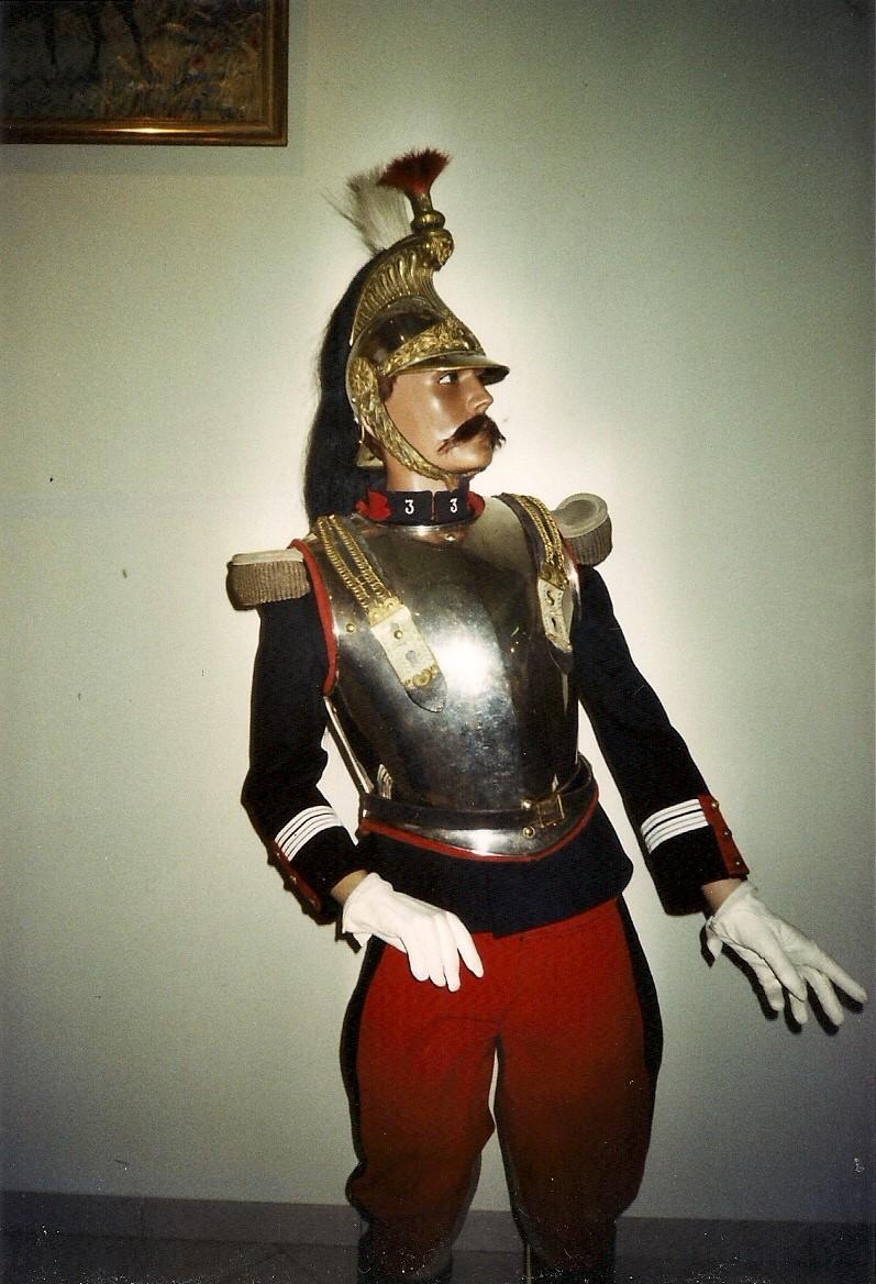 [ Histoires et histoire ] Musée de la cavalerie à Saumur Numyri27