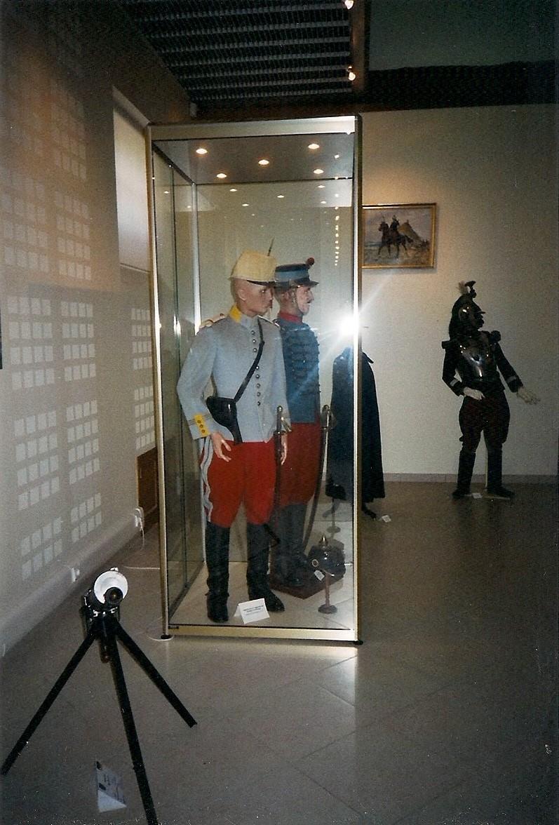 [ Histoires et histoire ] Musée de la cavalerie à Saumur Numyri28