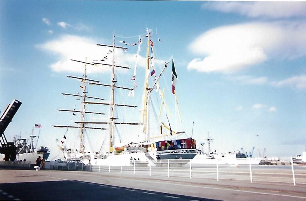 [ Marine à voile ] Le Cuauhtemoc à Cherbourg. Scan0122