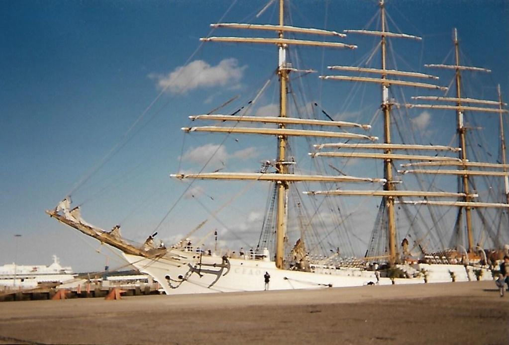 [ Marine à voile ] Le Sedov à Cherbourg. Scan0163